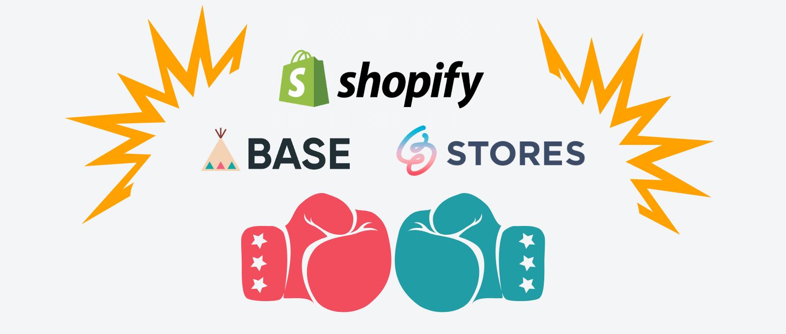 Shopify Base Stores