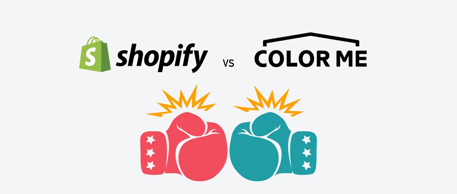 shopify vs colorme